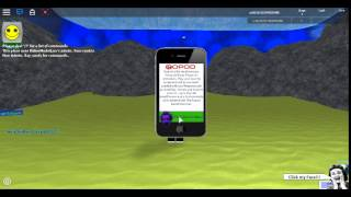 roblox my first sees very little
