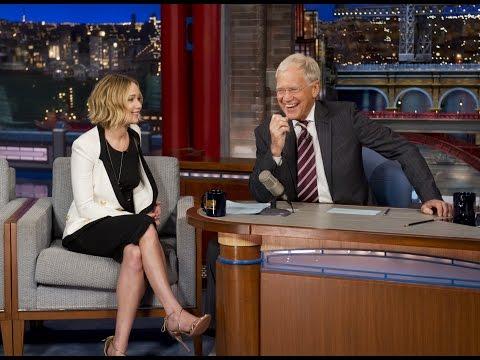 [VOSTFR] Interview Jennifer Lawrence chez David Letterman (12.11.14)