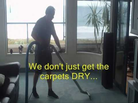 RapidDry Carpet Cleaning in Tauranga, NZ