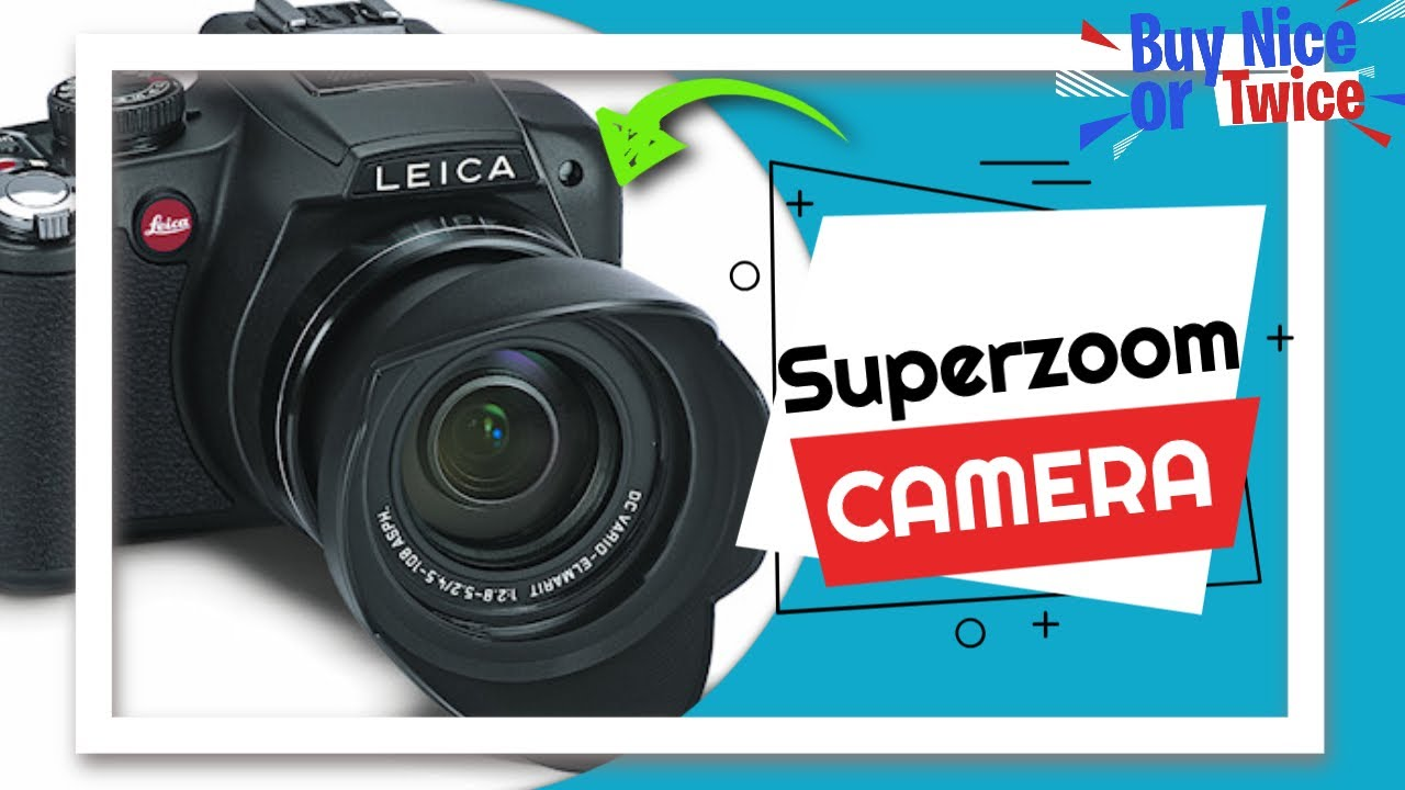 ✅ TOP 5 Best Superzoom Camera  [ 2021 Budget Buyer's Guide ]