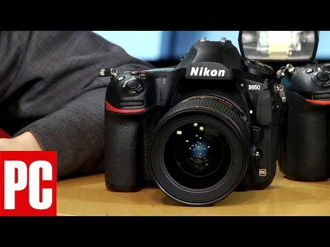 Nikon D850: One Cool Thing