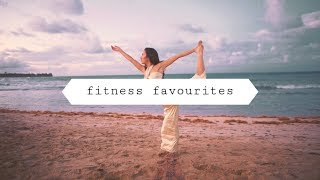 My 2019 Fitness Favourites