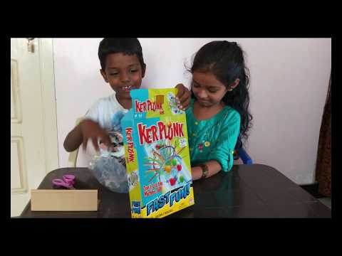 KerPlunk Toy Review For Kids
