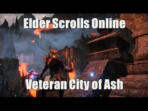 Elder Scrolls Online - Veteran City of Ash Walkthrough
