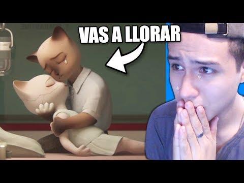Las ANIMACIONES MAS TRISTES que veras en YouTube 😭 (intenta no llorar..)