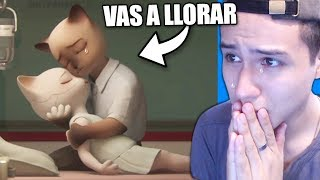 Las ANIMACIONES MAS TRISTES que veras en YouTube 😭 (intenta no llorar..) thumbnail