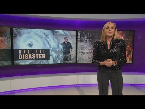 What'd We Miss: Tuggin' Ted, Hurricanes & Humanity   September 13, 2017 Act 1   Full Frontal on TBS