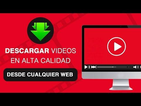 Descargar VIDEOS De CUALQUIER Página Web Con Google Chrome 2019 En HD