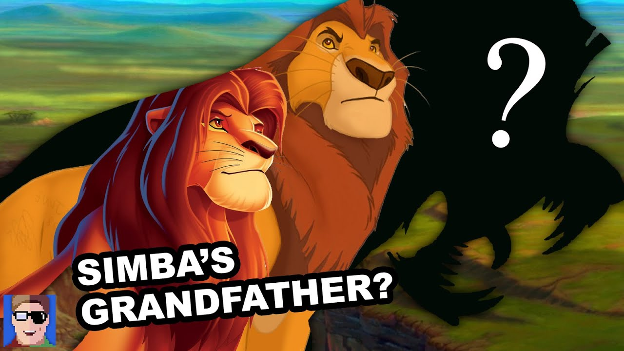 Who is Simba's Grandfather? - YouTube