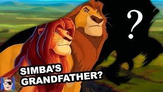 Who is Simba's Grandfather?