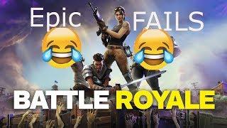 Fortnite  Battle Royale Fails