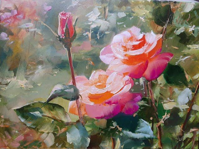 Розы - Roses Vugar Mamedov