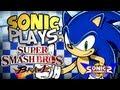 Sonic Plays: Super Smash Bros. Brawl