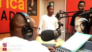 east africa radio PLANET BONGO macdizzo full interview