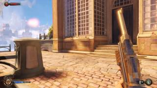 Bioshock Infinite - Part 2: Golden...Guns...