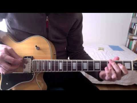 Satin Doll Chords - YouTube