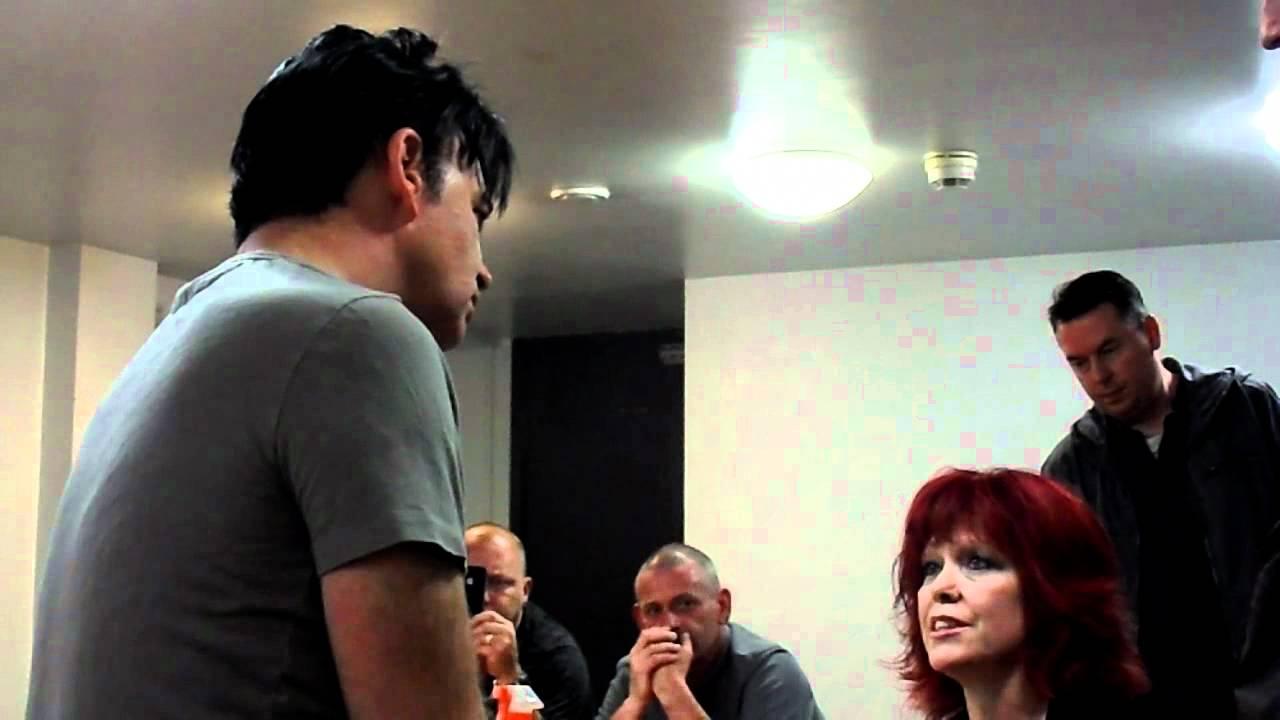Gary numan talking to sam brighton dome 3612 youtube gary numan talking to sam brighton dome 3612 m4hsunfo