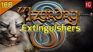 Let's Play Wizardry 8 on Expert: Playing Extinguishers #188 PC Gameplay HD