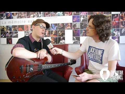 Actual uncut interview with Kurt Rosenwinkel