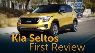 2021 Kia Seltos – First Review
