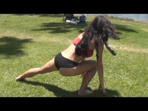 Sexy Bikini Models!! Booty, legs, Abs, Core Workout.