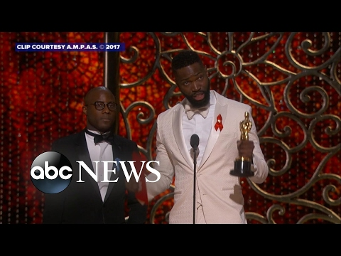 Best acceptance speeches during the 89th annual Academy Awards