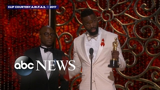 Oscars 2017: Best acceptance speeches during the 89th annual Academy Awards