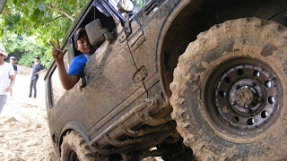 Suzuki Katana Jimny Indonesia [SKIn Malang] - Journey to the beach.mp4