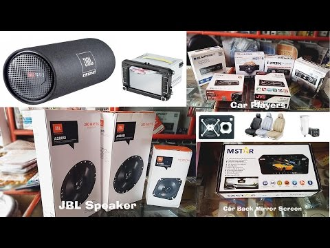 Cheap Car accessories in Mumbai |Car Accessories Mumbai | Car Accessories| Car Audio System in Cheap