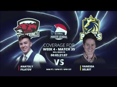 Replay: GPL Week 4 - Eurasia Heads-up - Anatoly Filatov vs. Vanessa Selbst - W4M35