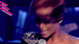 Rihanna - Mad House Intro - Wait Your Turn Live (Nokia HD)