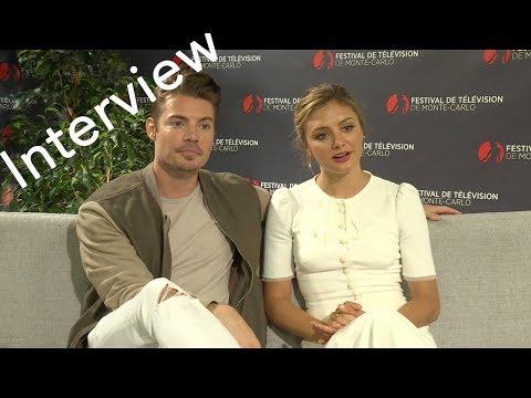 Christine Evangelista & Josh Henderson THE ARRANGEMENT -  FTV17