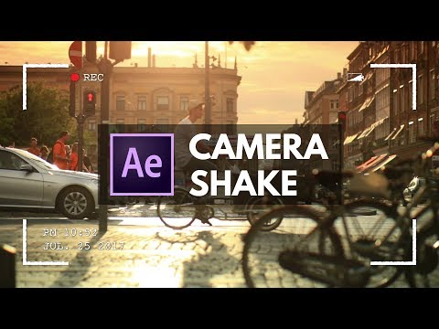 Create Fake Handheld Footage in After Effects