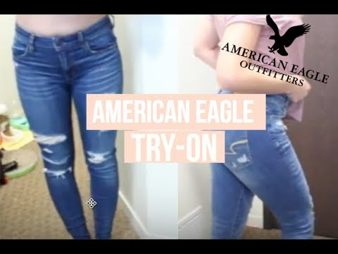 AMERICAN EAGLE TRY ON HAUL!
