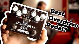 Wampler Dual Fusion - Tom Quayle Signature Pedal (Demo)