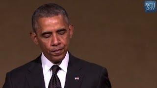 President Obama Makes a Mockery of 9/11