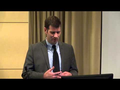 Peter W. Singer Speaks at The Fletcher School