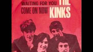 Watch Kinks Tired Of Waiting For You video