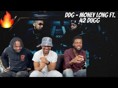 HE IN HIS BAG!!! DDG x OG Parker ft. 42 Dugg – Money Long (Official Music Video) Reaction!!!