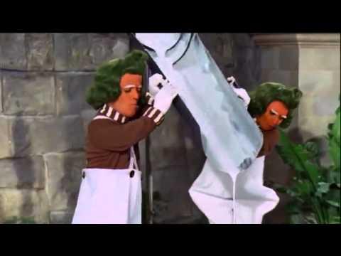 Willy Wonka 1971 Oompa Loompa Song