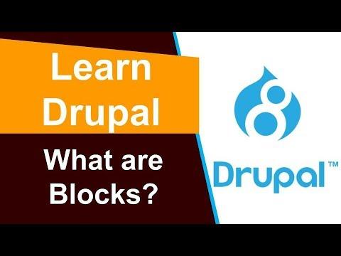 Drupal - What are Blocks? thumbnail