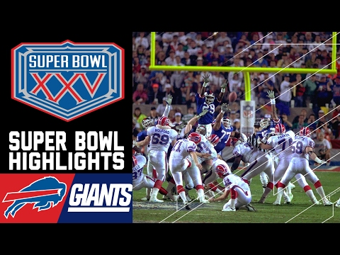 Super Bowl XXV: Bills vs. Giants (#8) | Top 10 Upsets | NFL