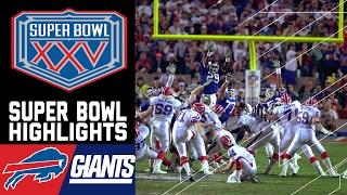 Super Bowl XXV: Bills vs. Giants (#8) | Top 10 Upsets | NFL
