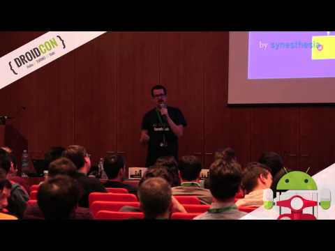 Droidcon 2015 / Layout Transversal on Android - Lucas Rocha