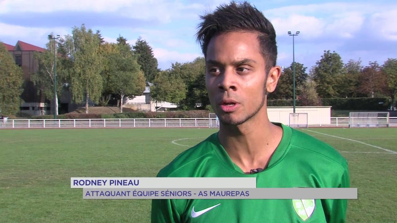 Football : Guyancourt l'emporte sur Maurepas