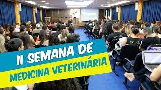 II SEMANA DE MEDICINA VETERINÁRIA É REALIZADA NO UNIFOR-MG