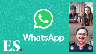 Whatsapp: How to do a group video call for catch ups whilst in lockdown