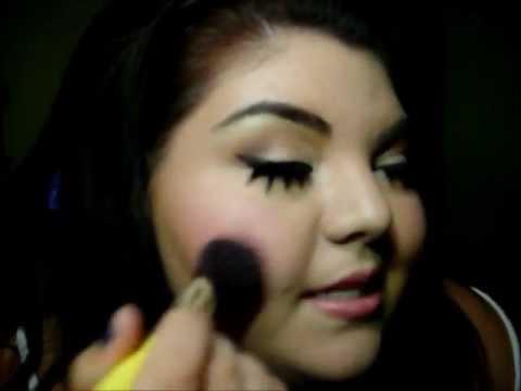 """marina-&-the-diamonds-""""electra-heart""""-makeup-tutorial"""