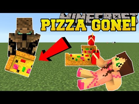 Minecraft: PIZZA IS GONE!!! - Would You Rather - Mini-Game - Видео из Майнкрафт (Minecraft)
