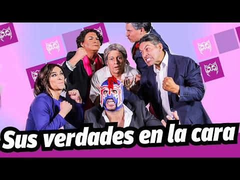 Candidatos a Gobernador del EDOMEX: Debate SIN CENSURA!